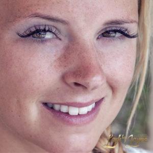 Eyelash extensions classic 2