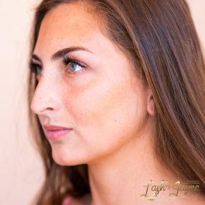 Eyelash extensions profil